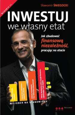 """II wydanie książki """"Inwestuj we własny etat"""" Bestseller"""