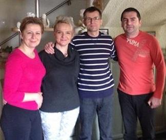 Spotkanie Ania Urbańska i Paweł Jarząbek - Trenerzy Structogram Polska
