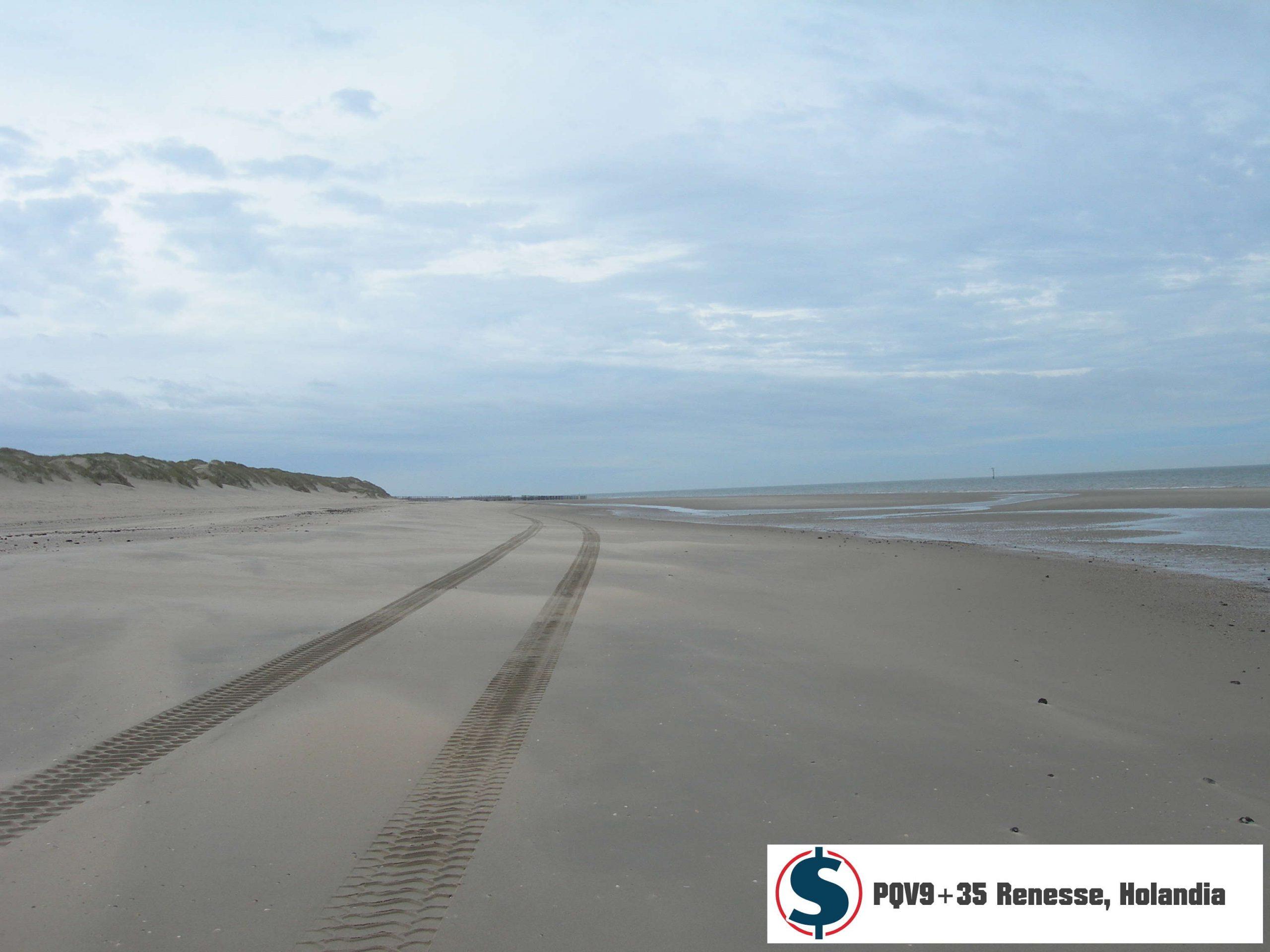 Droga do finansowego sukcesu jest jak plaża w PQV9+35 Renesse, Holandia