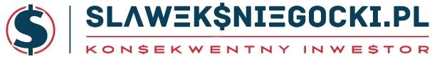 Logo bloga SlawekSniegocki.pl | Kon$ekwentny Inwe$tor