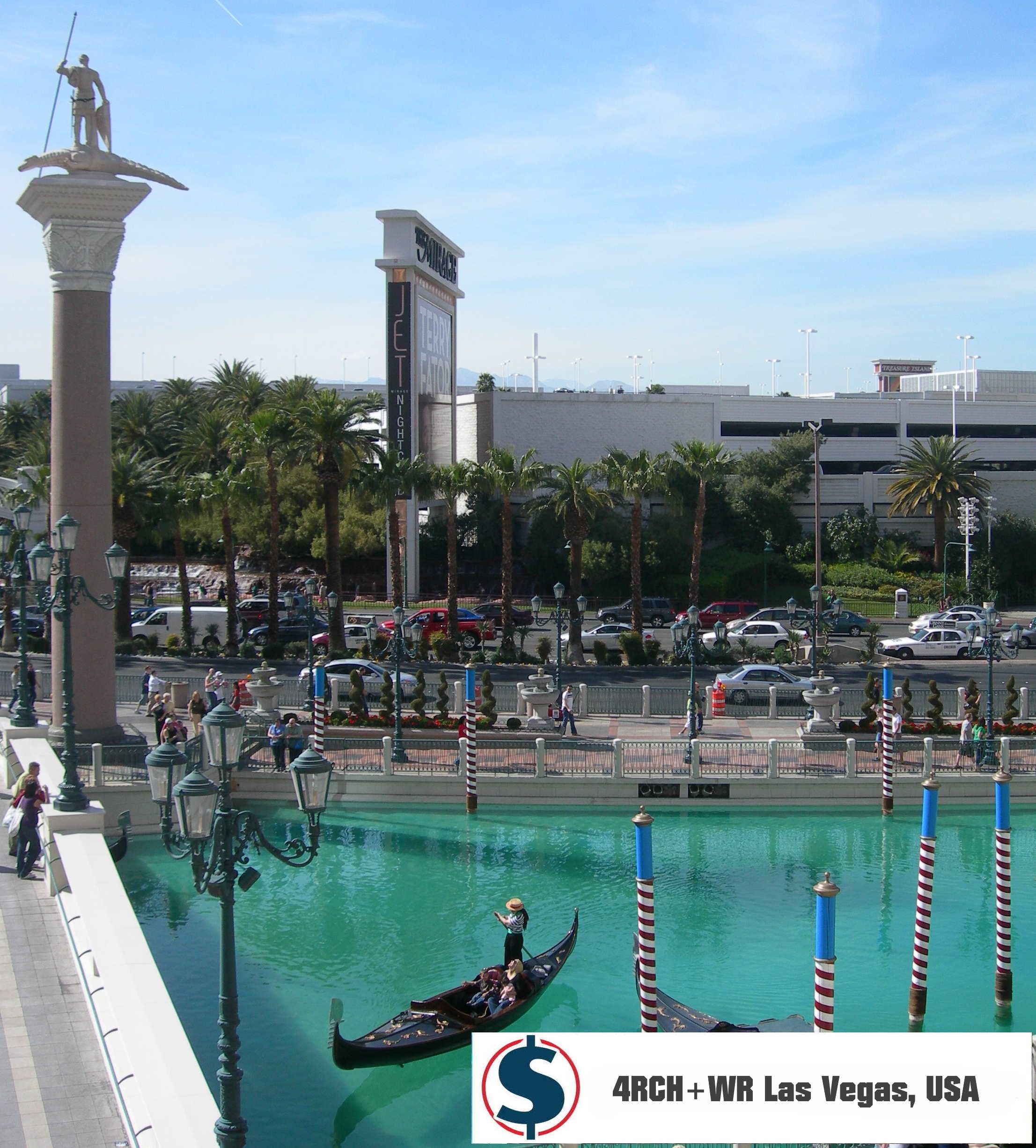 17.03.2009 r. Venetian Hotel Las Vegas